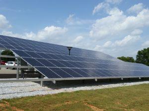 Avion Solutions Solar Array