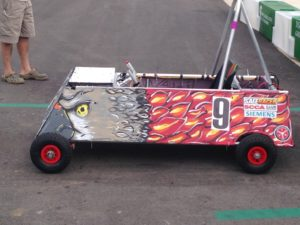 Greenpower racer