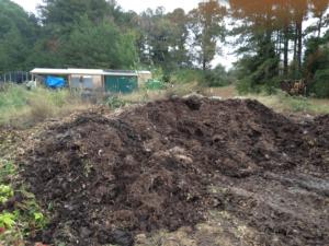 UAH Compost heap