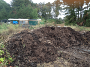 UAH Compost heap
