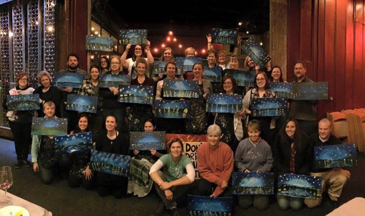 Spirited Art Calendar Huntsville Al : Spirited art benefit night energy alabama